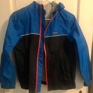Patagonia Boys' Torrentshell Rain Jacket